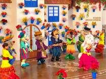 【志摩スペイン村】2020年のキャラクターショーはお花がいっぱいのレビュー!※写真はイメージです。