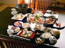 ゆったりとお食事を楽しんでくださいませ。(写真はイメージです)