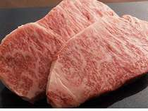 【特選黒毛和牛ディナーコースのご夕食】 1泊2食