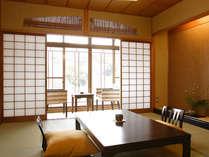 【贅沢】特別客室から宇治川を一望!旬の京料理を堪能