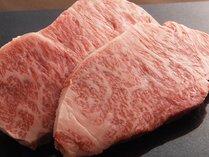 【美食の黒毛和牛~彩~】当館、離れで召し上がる極上ステーキコース~1泊2食付~