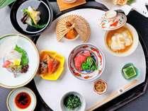 リーズナブル京会席(お料理一例)