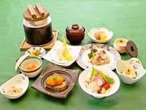 【響灘の鮮魚満載!!】お料理ランクUPプラン