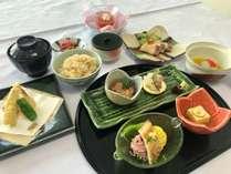 【いろどり会席・夏】6月~8月の季節のお料理