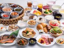 九州の食材ふんだんにを使った朝食をご用意♪