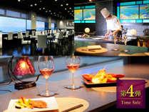 ★プレミアムセール第4弾★鉄板焼きディナーが2人で最大20,000円OFF