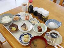 朝食の一例(和食バイキング)おかわり自由♪,愛媛県,ホテルトレンド西条