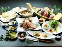 【旬彩創作】…◇ 桜 舞 スタンダード ◇…金目鯛の半身煮付&季節の創作料理♪
