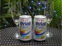 沖縄の地ビール! オリオンビール