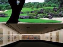 夏の「足立美術館」。庭園に癒され、美術品に感銘。