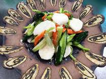 秋田弁スタッフとのんびり会話♪地元食材で四季の香りにくつろぐ/2食付
