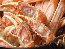 【夕食バイキング】~冬~ ずわい蟹