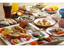 ブッフェレストラン【Marest】夕食