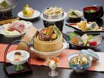 【50歳からのじゃらん】◆五感で楽しむ秋の料理フェア◆50歳以上限定/特典付きプラン