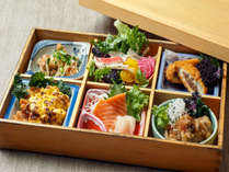 地元の野菜や食材を楽しめる和食『ごきらく膳』プラン【1泊2食】