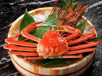 【別注グルメプラン】本ズワイガニ丸ごと一杯付プラン(お食事はNEW MARUYAホテル)