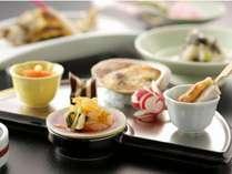 【冬】夕食:前菜