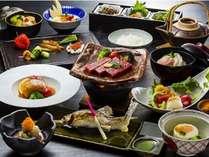 【夏】夕食:御膳一例