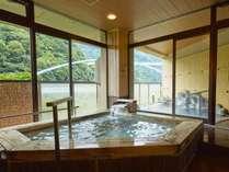 露天風呂付貸切風呂(やすらぎ)(1)