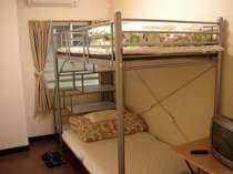 3階個室ツイン 2段ベッド