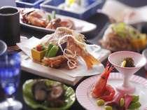 寿海亭の魚介類を食すプラン(魚の材料は海次第でお楽しみ)