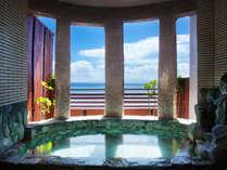 【貸切風呂(利島・大島/岩風呂)】貸切風呂は1組50分無料!当日予約の先着順となります。