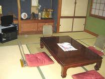 【客室例】アットホームな全8室の小さな宿で、静かに旅行を愉しみたい方にオススメです♪