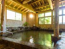 【大浴場】露天付き大浴場。午前5時~深夜1時までご入浴頂けます。