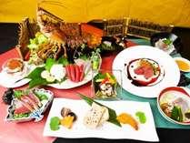 厳選高級食材を使用した贅沢プラン(2020年4月~8月)