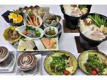 夕食料理(二人前)イメージ