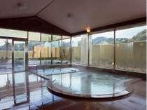 「花の湯」大浴場 温泉引き湯&女性はシャンプーバーも!