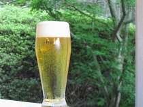 アサヒビール西条工場から直送の新鮮な生ビールをご提供しています。