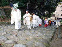 3月 春の道後温泉祭り:湯奉納