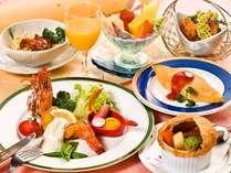 幼園児向け「お子様特典★選べる夕食」:洋食ランチ