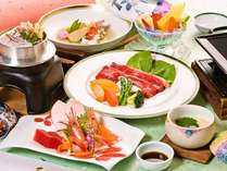 幼園児向け「お子様半額&選べる夕食」::和食ランチ