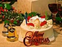 1部屋に付き1本、フルボトルワインプレゼント♪12/22~12/25の特別期間は、ケーキ付きですΨ