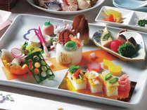 道後オンセナート2014★プレート料理イメージ