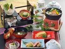 2014瀬戸内しまのわ★地産の朝食(鯛焼き物・じゃこ天・いりこ味噌他)