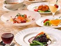 瀬戸内鯛と伊予牛の創作料理 洋食