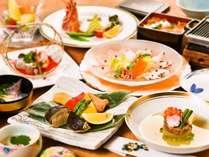 瀬戸内鯛と伊予牛の創作料理 和食