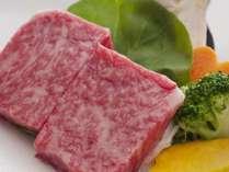 ・当館の伊予牛は、厳格な基準を満たした「絹の味」ブランドを使用しています。