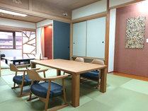 ◆リニューアル1周年◆9階街側二間続き客室一例