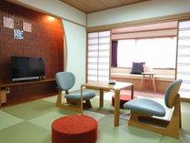 ◆リニューアル1周年◆和室客室一例