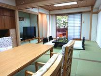 全室禁煙◆リニューアル1周年◆9階足湯付客室一例◆五十崎ギルディング和紙の世界