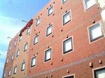 ビジネスホテルKGの外観