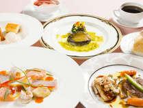 ホテルやレストランで長年修行したシェフが作る、心のこもったうまい料理