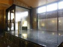 ◆天然温泉「萩の湯」(内風呂)
