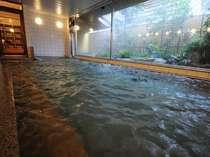 美人の湯『夕日ヶ浦温泉』大浴場