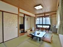 海の見える和室7.5畳ユニットバス付のお部屋