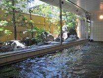 泉質は単純アルカリ泉で肌に優しい「美人の湯」